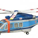 F Toys Heliborne Collection 7 Figure Agusta Westland AW139 #2A - Police Heli