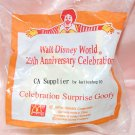 1997 McDonald's Disney Happy Meal Toy 25th Anniversary Celebration Surprise Goofy