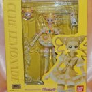 "S.H.Figuarts Bandai Yes Pretty Cure 5 Go Go Lemonade Figure 5""H"