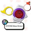 2016 McDonald's Happy Meal Toy Yo - Kai Watch Key Ring - Kyuubi Mirror Review