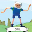 2016 McDonald's Cartoon Network Happy Meal Toy Adventure Time Figure - Finn