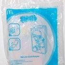 2002 McDonald's Happy Meal Toy Naruto - Naruto Card Keeper
