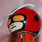 "2008 Plex Masked Rider Kokeshi Men Display Figure w/ Sucker Display Vol 1 #11 2.5""H"
