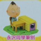 7-11 Chibi Maruko Chan MINI Stationery - 永沢君男 Nagasawa Kimio MINI Pencil Sharpener