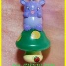 """2005 Yujin Sanrio Character Key Chain Gashapon Capsule Toy 2.25""""L"""