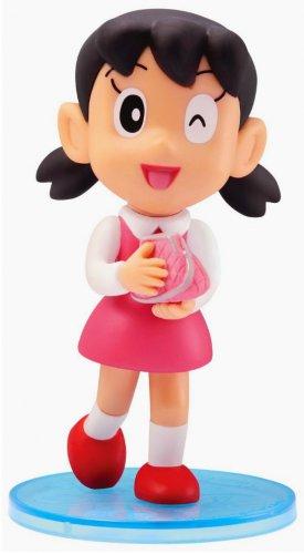 "2014 7-11 Doraemon & Friends Future Popup Store Figure 3""H - SHIZUKA MINAMOTO"