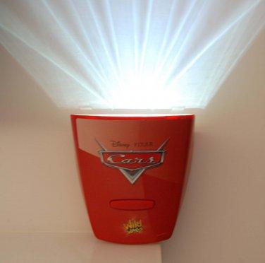 USED 2014 Uncle Milton Disney Pixar Cars Wild Walls McQueen Headlight w/ Sound