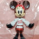 "Yujin Disney Mickey Mouse Minnie ""Minnie Up"" Key Chain Mascot Gashapon Capsule Toy 2.75""H #2"