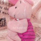 "Disney Winnie The Pooh and Friends - Piglet Finger Puppet Bean Plush 5""H"