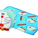 Doraemon Cushion 31cm x 31cm w/ Blanket 80cm x 160cm