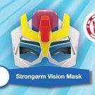 2016 McDonald's Hasbro Transformers Robots in Disguise - Strongarm Vision Mask