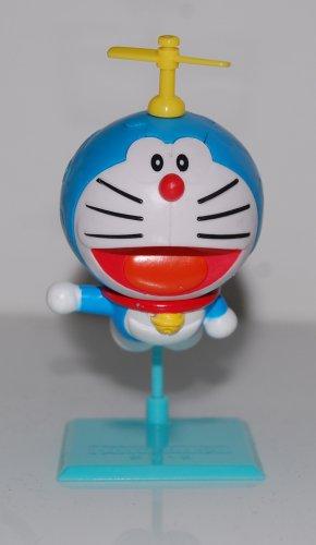 "USED 7-11 Doraemon 3D Figure Puzzle 2.75""H"