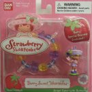 Strawberry Shortcake Berry Sweet Wearables Angel Cake Butterfly Special Bracelet Included #15565