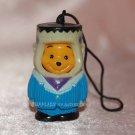 Yujin Disney Gashapon Capsule Winnie the Pooh Cosplay Strap Frankenstein