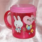 Sanrio My Melody Pink Plastic Cup w/ Lid 250ml