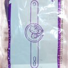 2011 McDonald's Sanrio Happy Meal Toy Hello Kitty Purple Ellipse Fairy Watch