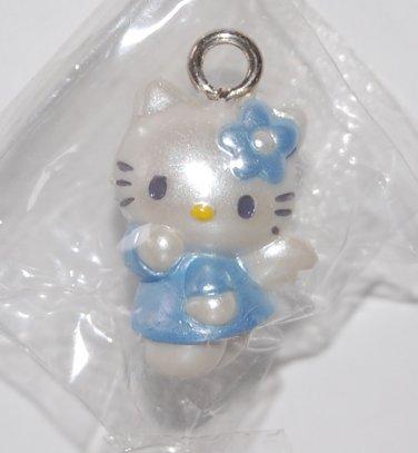 "Sanrio Hello Kitty Figure as Angel Plastic Pendants 0.75"" / 2cm H"