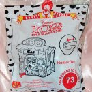 McDonald's Disney Happy Meal Toy 102 Dalmatians Dog #73 Homeville