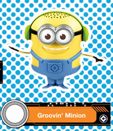 2017 McDonald's Illumination Despicable ME 3 - Groovin' Minion