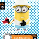 2017 McDonald's Illumination Despicable ME 3 - Crab Bite Minion