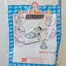 2004 McDonald's Astro Boy - Astro on orbit