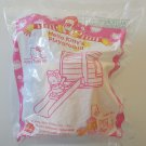 2001 McDonald's Sanrio Happy Meal Toy Hello Kitty's Playground - Kitty's Trolley Ride
