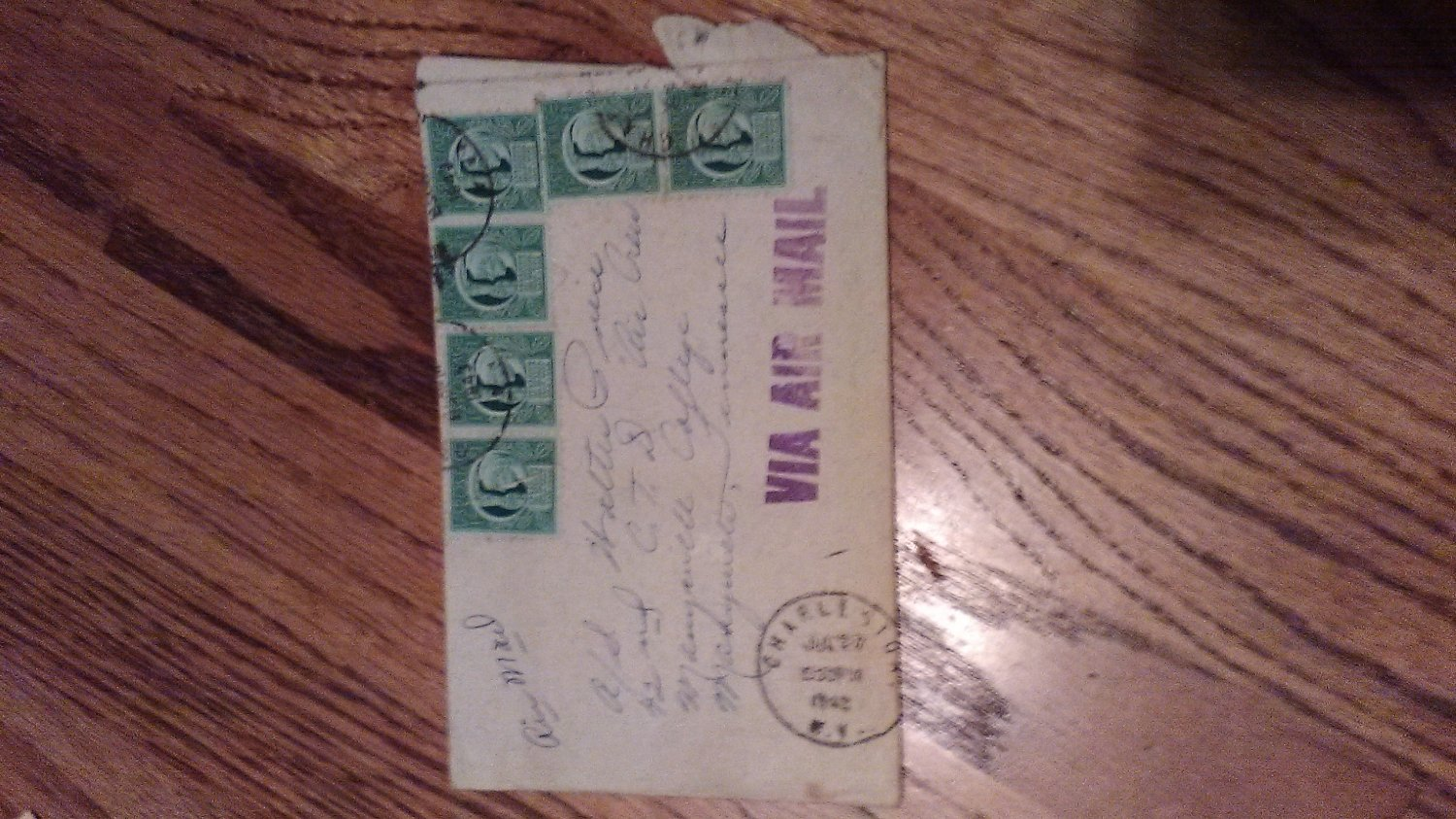 United States Airmail Stamp 1/2 price