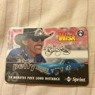 Richard Petty Vintage 2001 Collectible Promo Sprint Long DistancePhone Card Wisk