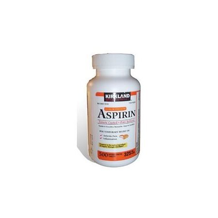 Kirkland Enteric Coated Aspirin 325 mg