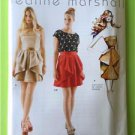 # Simplicity Sewing Pattern 1690 Misses Ladies Dress Skirt Top Size 4-12 New