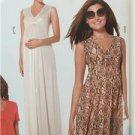 Burda Sewing Pattern 6956 Misses Ladies Shirt Dress Size 8-20 New