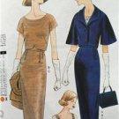 Vogue Vintage Sewing Pattern 9082 Misses Jacket Top Dress Size 14-22 New