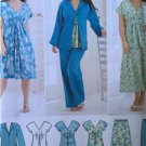# Simplicity Sewing Pattern 2660 Misses Skirt Pants Dress Top Size 10-18 New