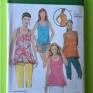 # Simplicity Sewing Pattern 1614 Misses Ladies Tops Size 4-12 New
