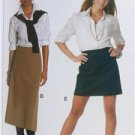 McCalls Sewing Pattern 3341 Misses Ladies Skirts Size 4-10 New