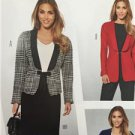 Burda Sewing Pattern 6876 Misses Ladies Jacket Size 8-18 New
