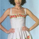 Butterick Sewing Pattern 6167 Ladies Misses Dress Size 4-12 New