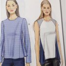 Vogue Sewing Pattern 9054 Ladies Misses Top Size 8-16 New