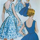 Butterick Sewing Pattern 5748 Misses Dress Retro 1960's Size 14-22 New Vintage