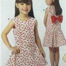 Butterick Sewing Pattern 6162 Girls Dress Size 2-5 New