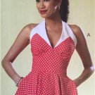 Butterick Sewing Pattern 6049 Ladies Misses Dress Size 6-14 New