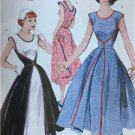 Butterick Sewing Pattern 4790 Misses Retro 1952's Dress Size 8-14 New Vintage