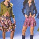 # Burda Sewing Pattern 8118 Junior Teen Skirts Size 6-16 New