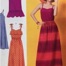 McCalls Sewing Pattern 6967 Misses Ladies Tunic Skirt Top Dress Size 14-22 New