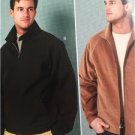Kwik Sew Sewing Pattern 4017 Mens Jackets Size S-XXL New