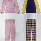 New Look Sewing Pattern 6406 Childrens Pyjamas Size 1/2-8 New