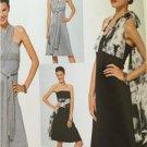 Burda Sewing Pattern 7352 Ladies Misses Dress Size US 6-18 EUR 32-44 New