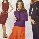 Burda Sewing Pattern 6988 Ladies Misses Dress Size 8-20 New