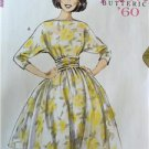 Butterick Sewing Pattern 6242 Misses Retro 1960's Dress Size 14-22 New