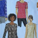 Butterick Sewing Pattern 6100 Ladies Misses Top Size 8-16 New